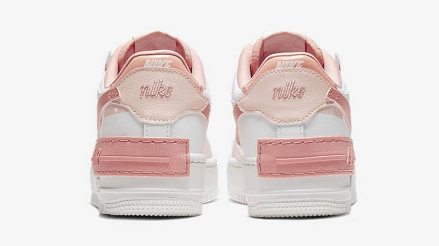 Nike Air Force 1 Shadow Pastel Pink | Where To Buy | CJ1641-101 ...