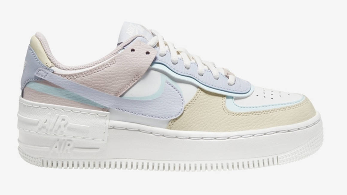 A Pastel Nike Air Force 1 Shadow Of Dreams Has Been Unveiled   The ...