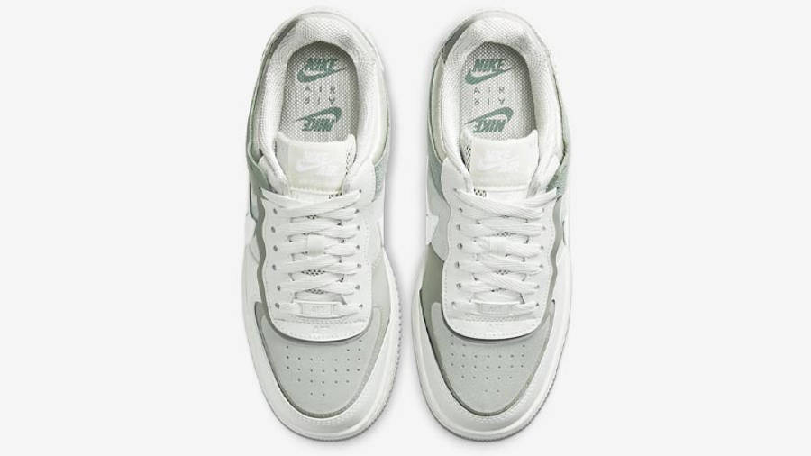 Nike Air Force 1 Shadow Pistachio Frost   Where To Buy   CW2655 ...