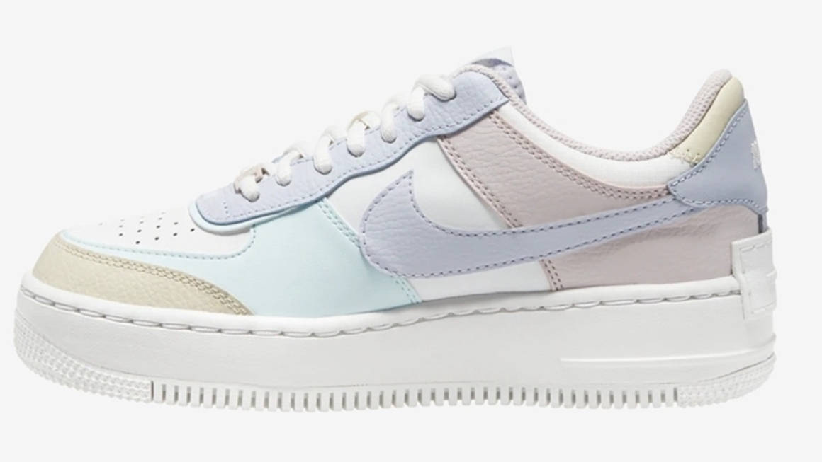 A Pastel Nike Air Force 1 Shadow Of Dreams Has Been Unveiled The Sole Womens Wmns air force 1 shadow se 'world indigo'. a pastel nike air force 1 shadow of