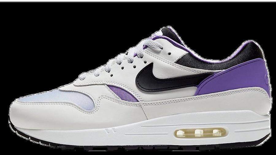 Incomodidad Etna Avanzar  Nike Air Max 1 DNA Series 87 x 91 White Purple   Where To Buy   AR3863-101    The Sole Womens