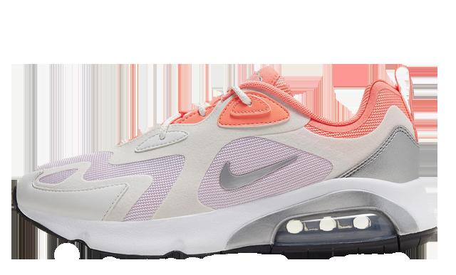 Nike Air Max 200 Violet Atomic Pink
