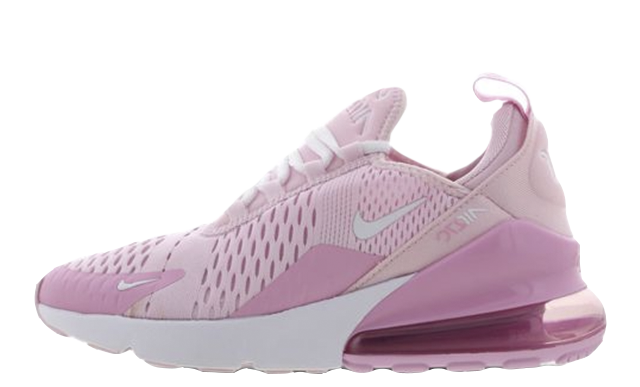 Nike Air Max 270 GS Pink White