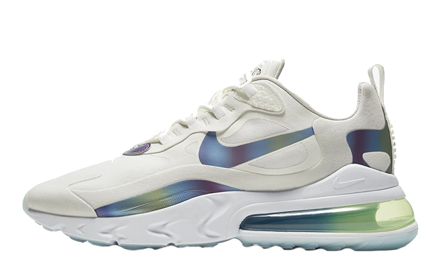 Nike Air Max 270 React Bubble Pack CT9633-100 thumbnail image