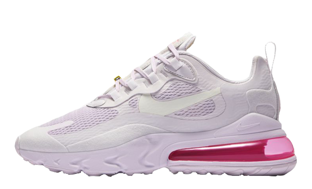 Nike Air Max 270 React Light Violet Digital Pink