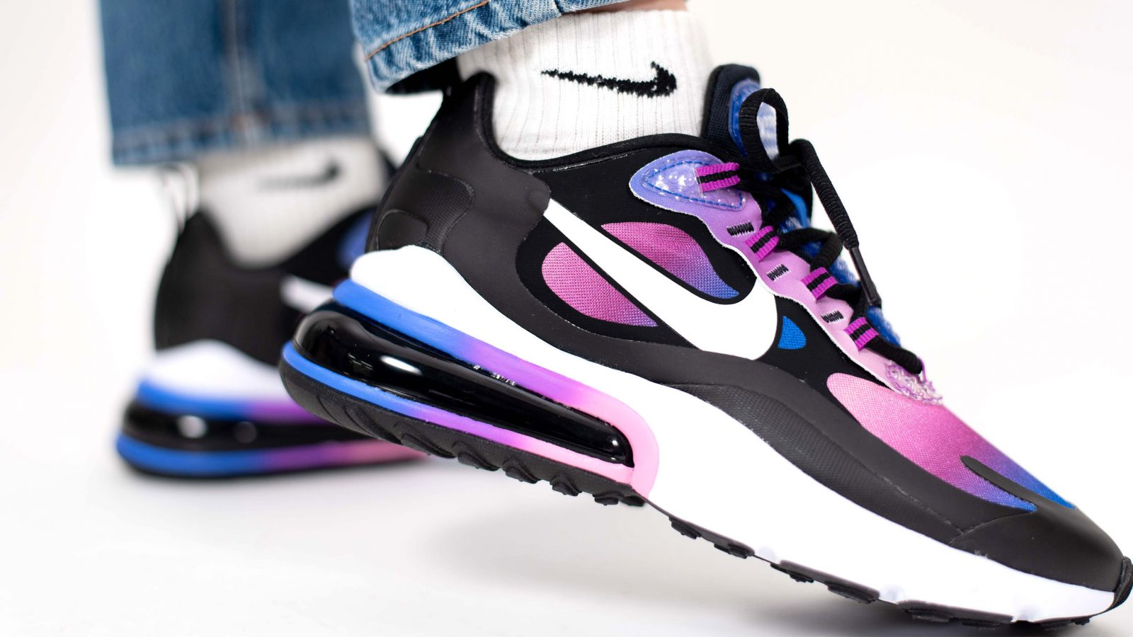 An Exclusive On Foot Look At The Nike Air Max 270 React Magic