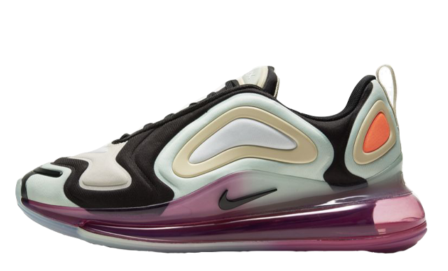Nike Air Max 720 Black Pistachio Frost