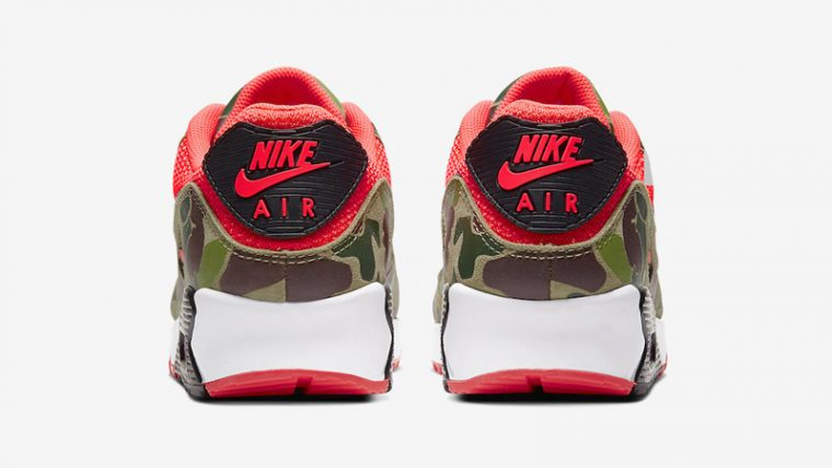Nike Air Max 90 Reverse Duck Camo Back thumbnail image