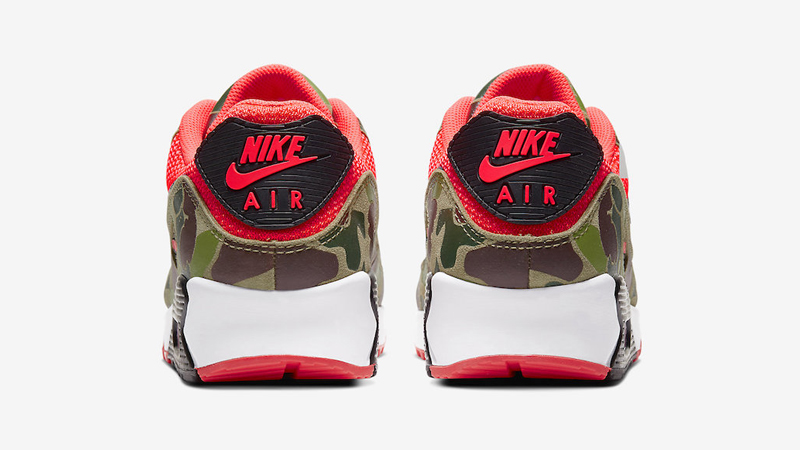 Nike Air Max 90 Reverse Duck Camo Back