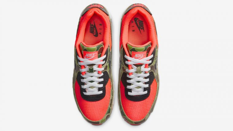 Nike Air Max 90 Reverse Duck Camo Middle thumbnail image