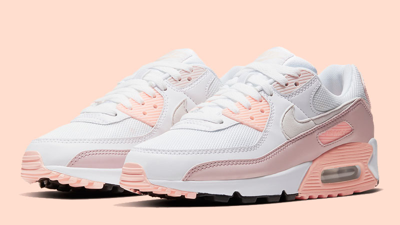 Nike Air Max 90 Washed Coral Front