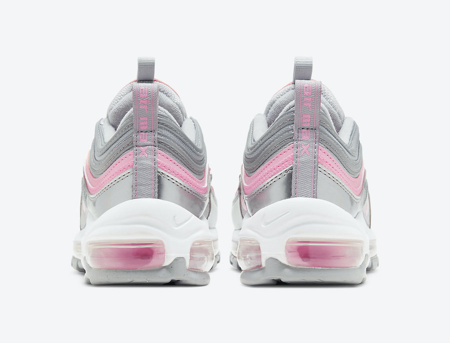 Nike-Air-Max-97-GS-Silver-Pink-921522-021-Release-Date-2 heel