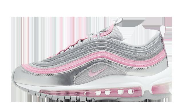 Nike Air Max 97 GS Silver Pink