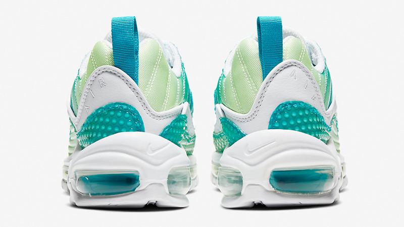 Nike Air Max 98 Bubble Pack Aqua CI7379-300 back