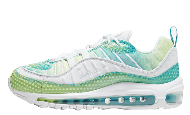 Nike Air Max 98 Bubble Pack Aqua CI7379-300