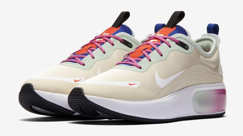 Nike Air Max Dia Pistachio Frost Blue Front