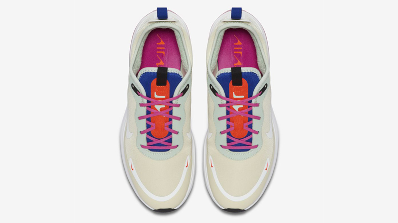 Nike Air Max Dia Pistachio Frost Blue Middle