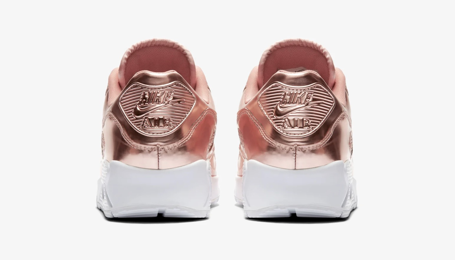 Nike Air Max Rose Gold Liquid Metal 7