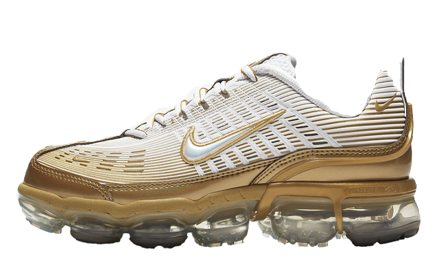 Nike Air VaporMax 360 White Gold
