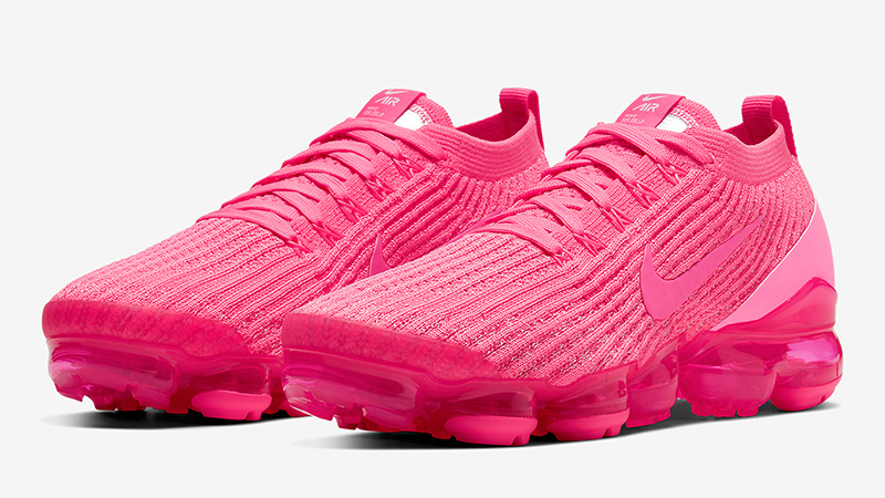 Nike Air VaporMax Flyknit 3 Hot Pink front