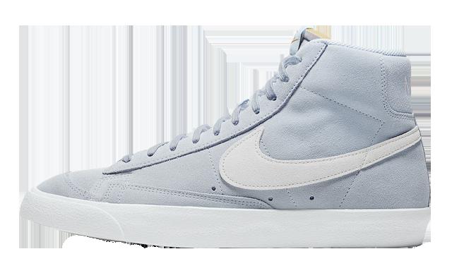 Nike Blazer Mid 77 Suede Blue White