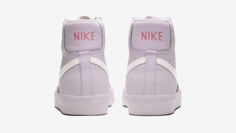 Nike Blazer Mid 77 Violet Digital Pink Back thumbnail image