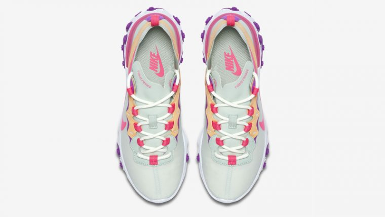 Nike React Element 55 Pistachio Frost Middle thumbnail image