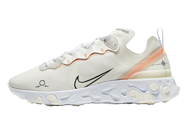 Nike React Element 55 Schematic Sail