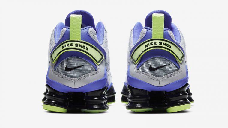 Nike Shox TL Nova White Barely Volt Back thumbnail image