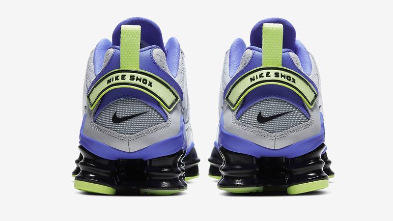 Nike Shox TL Nova White Barely Volt Back