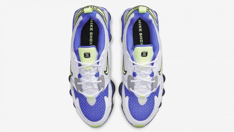 Nike Shox TL Nova White Barely Volt Middle thumbnail image