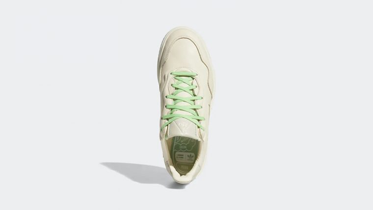 Pharrell Williams x adidas SC Premiere Ecru Tint Middle thumbnail image