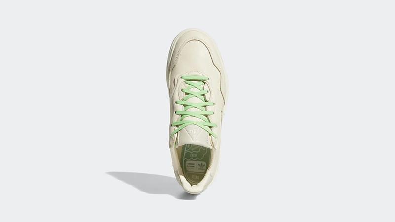 Pharrell Williams x adidas SC Premiere Ecru Tint Middle