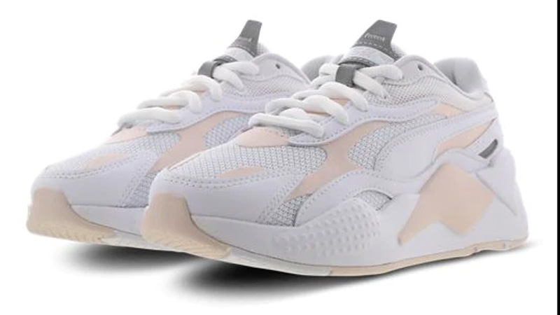 Puma RS-X White Front