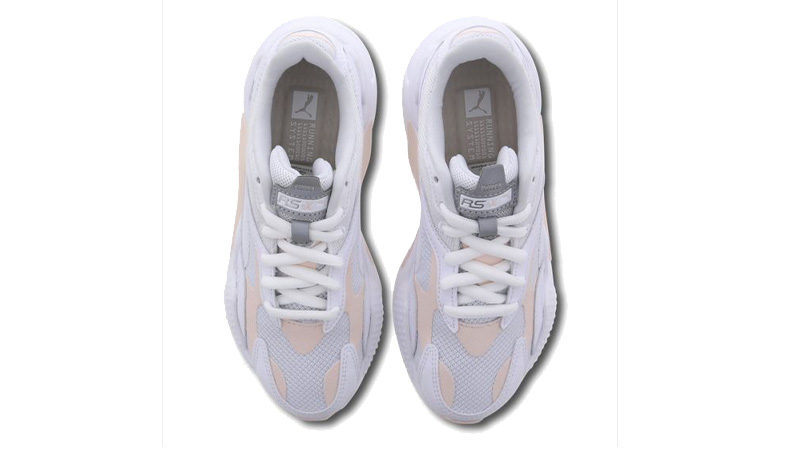 Puma RS-X White Middle