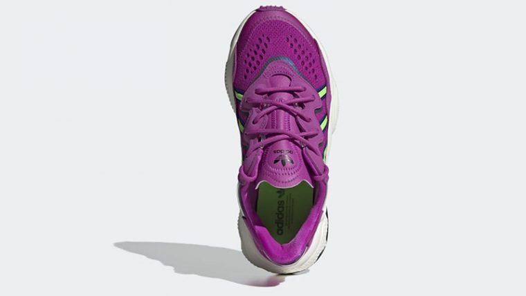 adidas Ozweego Vivid Pink EH1197 middle thumbnail image