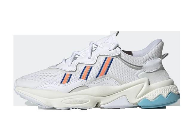 adidas Ozweego White Blue Glow EF4290