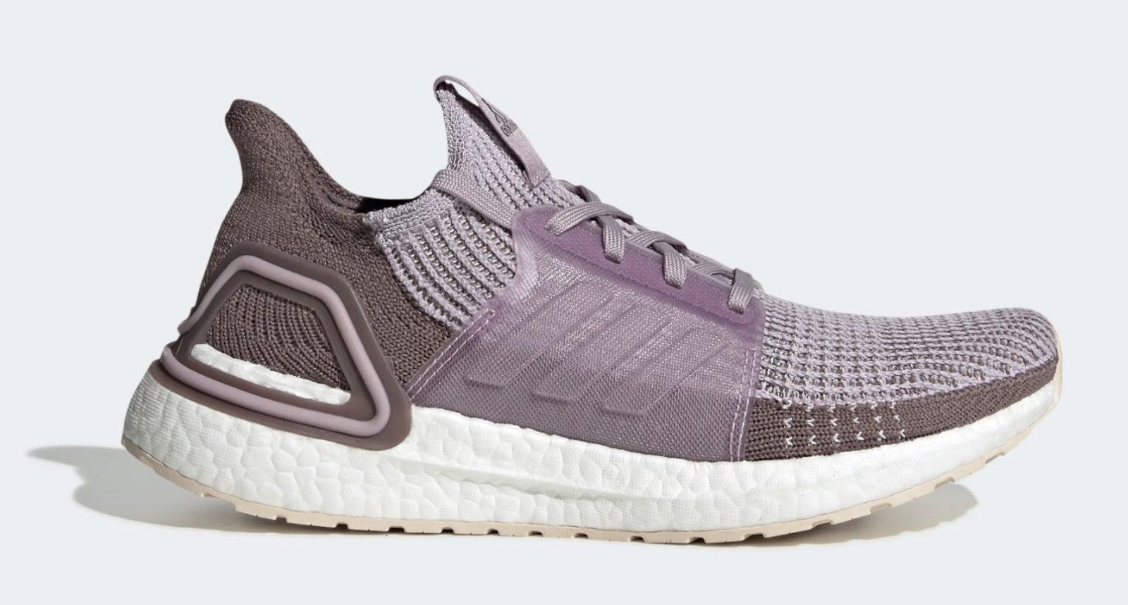 adidas Ultra Boost Primeknit Purple