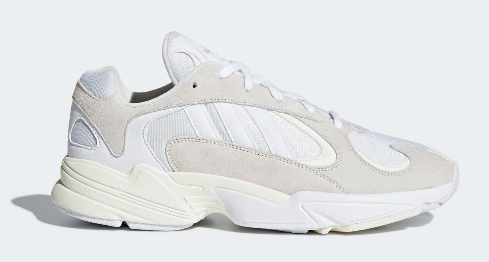 adidas Yung 1 Triple White