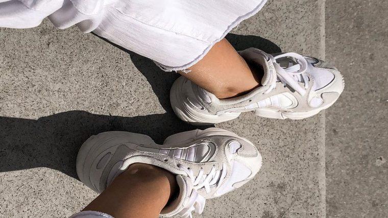 adidas yung 1 white