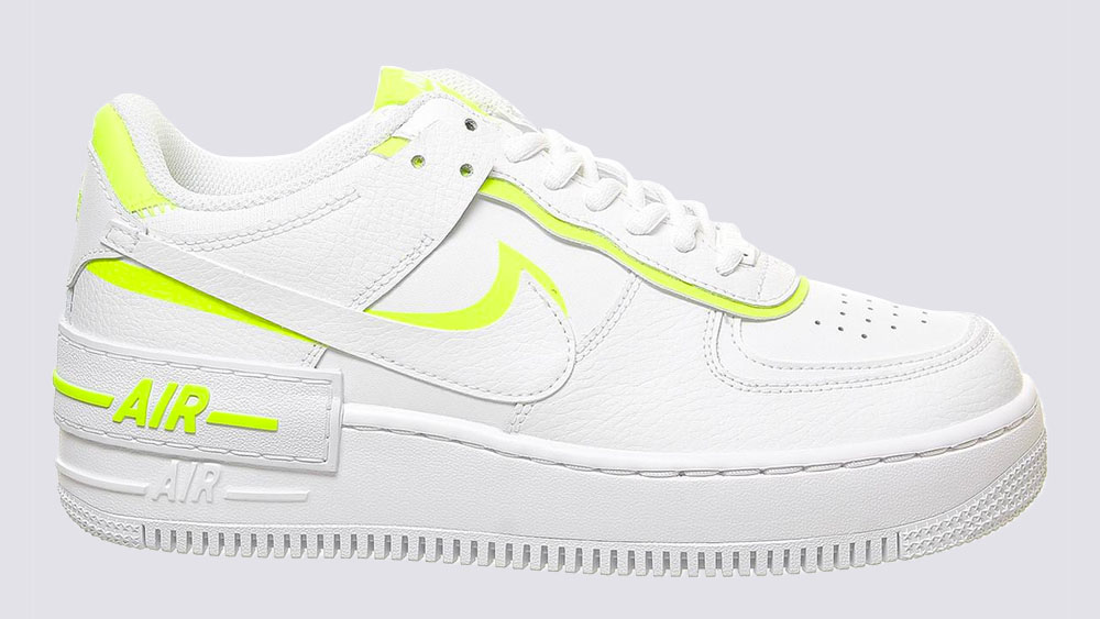 Nike Air Force 1 Shadow Lemon Venom