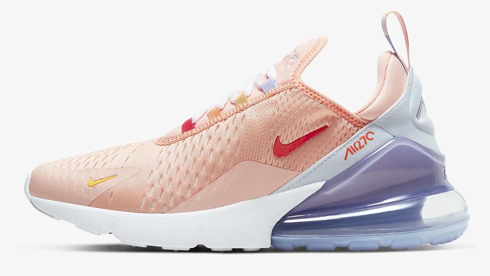 Nike Air Max 270 Washed Coral