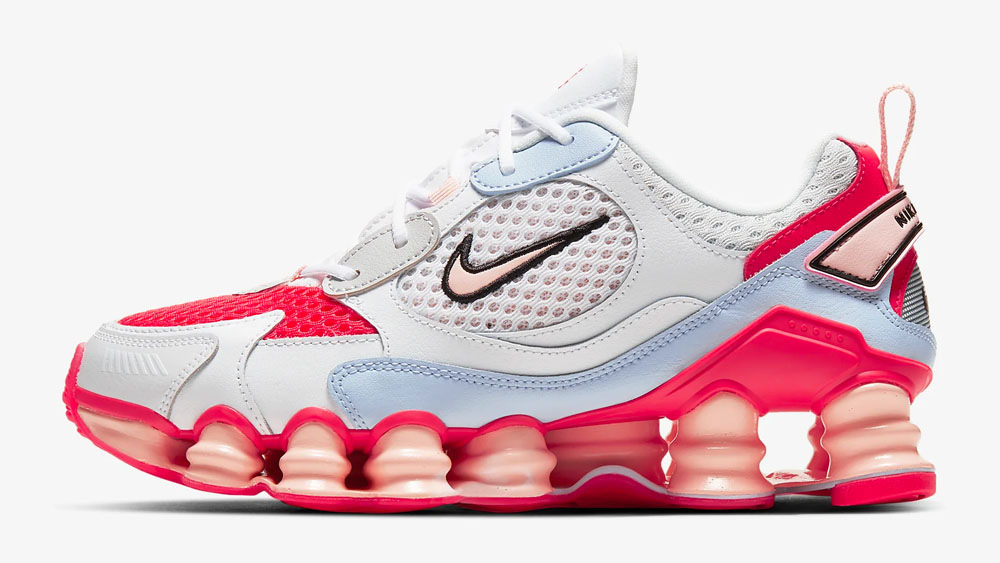 Nike Shox Nova TL Crimson