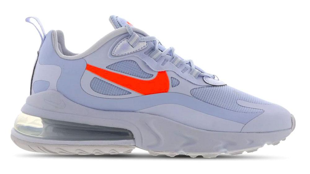 Nike Air Max 270 React Hydrogen Blue
