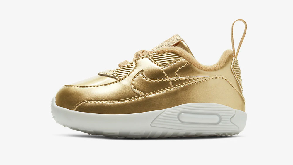 Nike Max 90 Metallic Gold