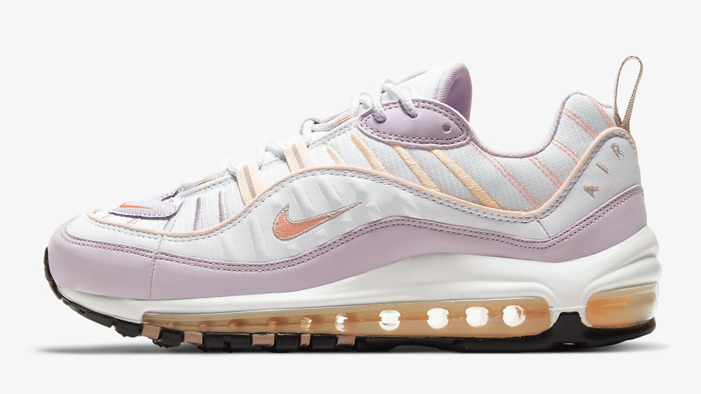Nike Air Max 98 Purple