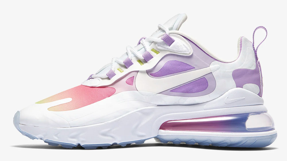 Nike Air Max 270 React Gradient CNY