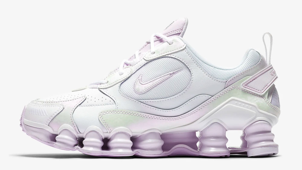 Nike Shox Nova Barely Grape