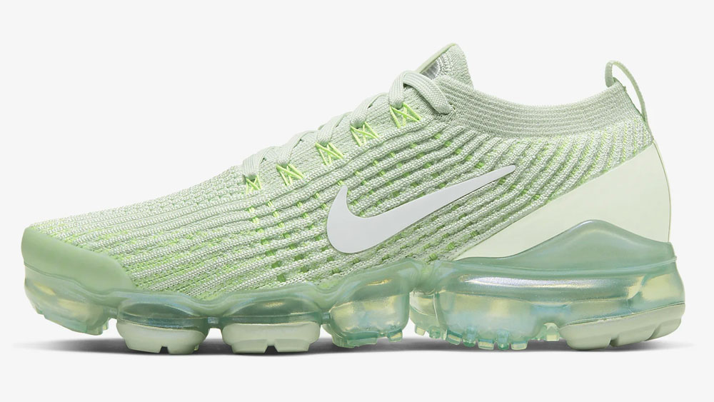Nike Air VaporMax Flyknit Green