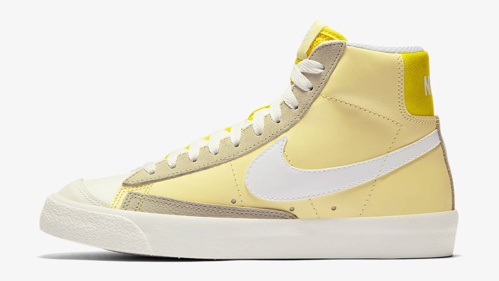Nike Blazer Mid Vintage 77 Bicycle Yellow